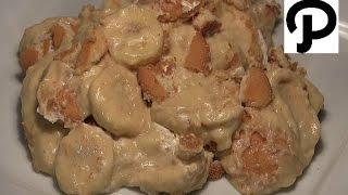Easy Homemade Banana Pudding Recipe: AMAZING Banana Pudding With Vanilla Wafers
