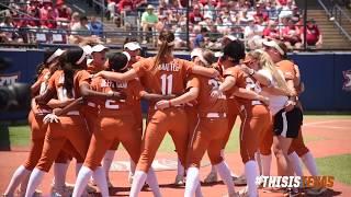 Texas Softball