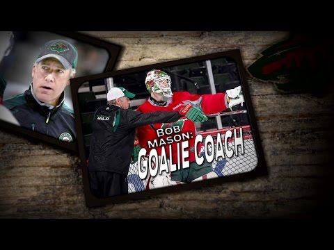 Bob Mason: Goalie Coach