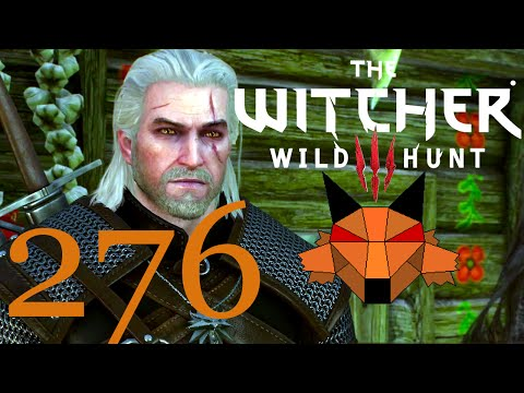 Let's Play Witcher 3: Wild Hunt [Blind, PC, 1080P, 60FPS] Part 276 - Larvik