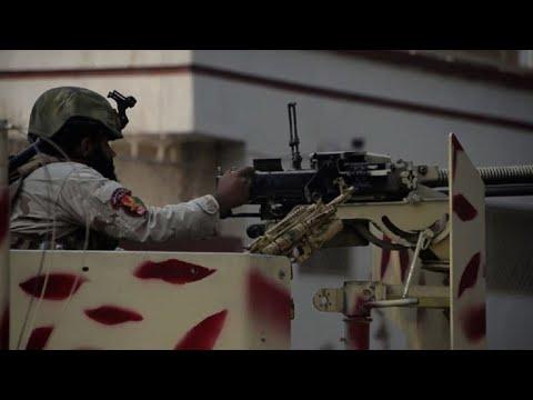 Afghanistan: attaque en cours contre l