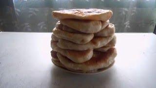 Пирожочки с картошечкой