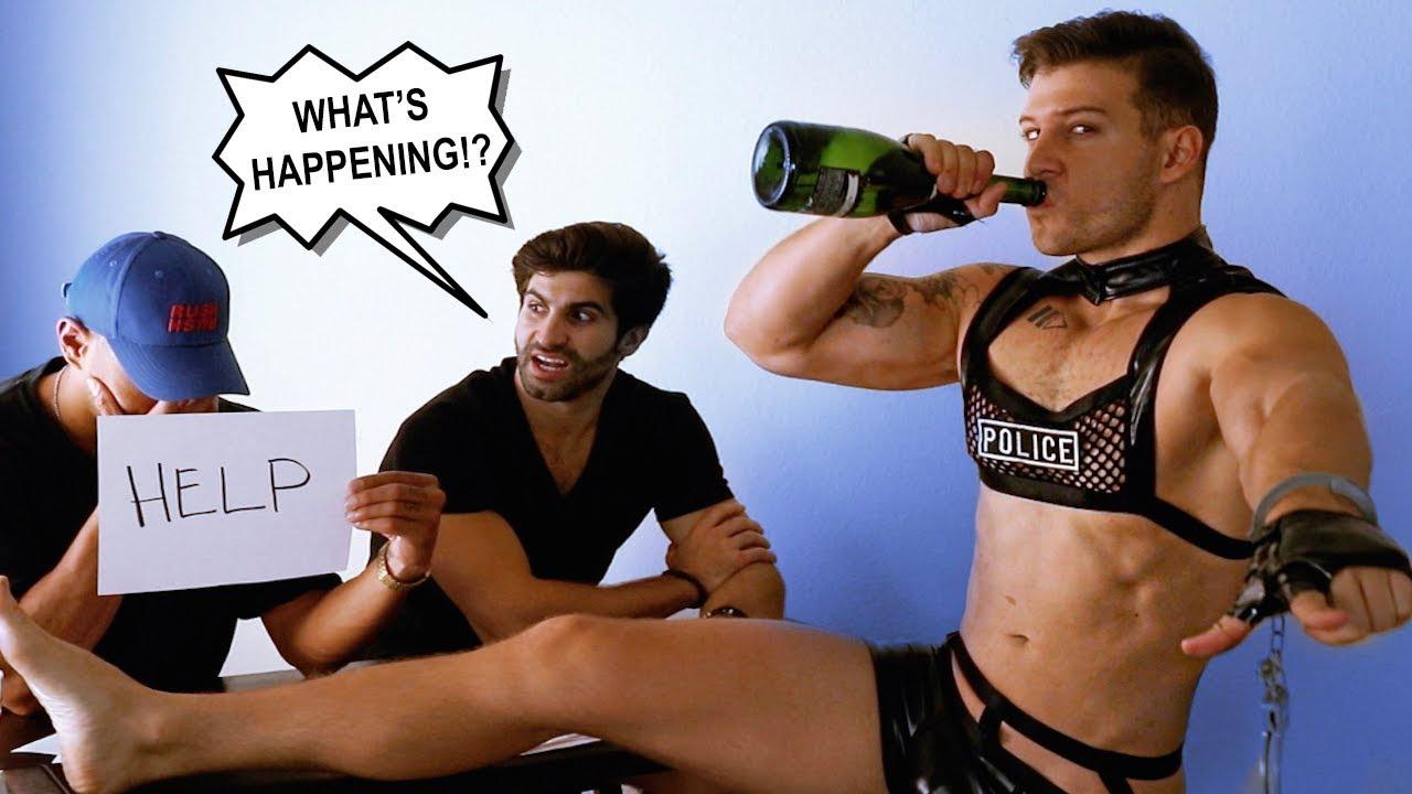 Club de adolescentes no desnudos