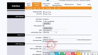 Cara Ganti Nama SSID dan Password Wifi di Modem Speedy TP Link TDW8961N