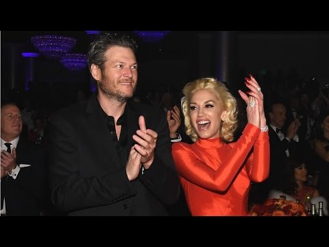 Blake Shelton Praises Gwen Stefani's Empire State Building Pic: 'How Can I Top That?'