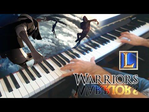🎵 Warriors (League of Legends) ~ Piano arrangement w/ sheet music!