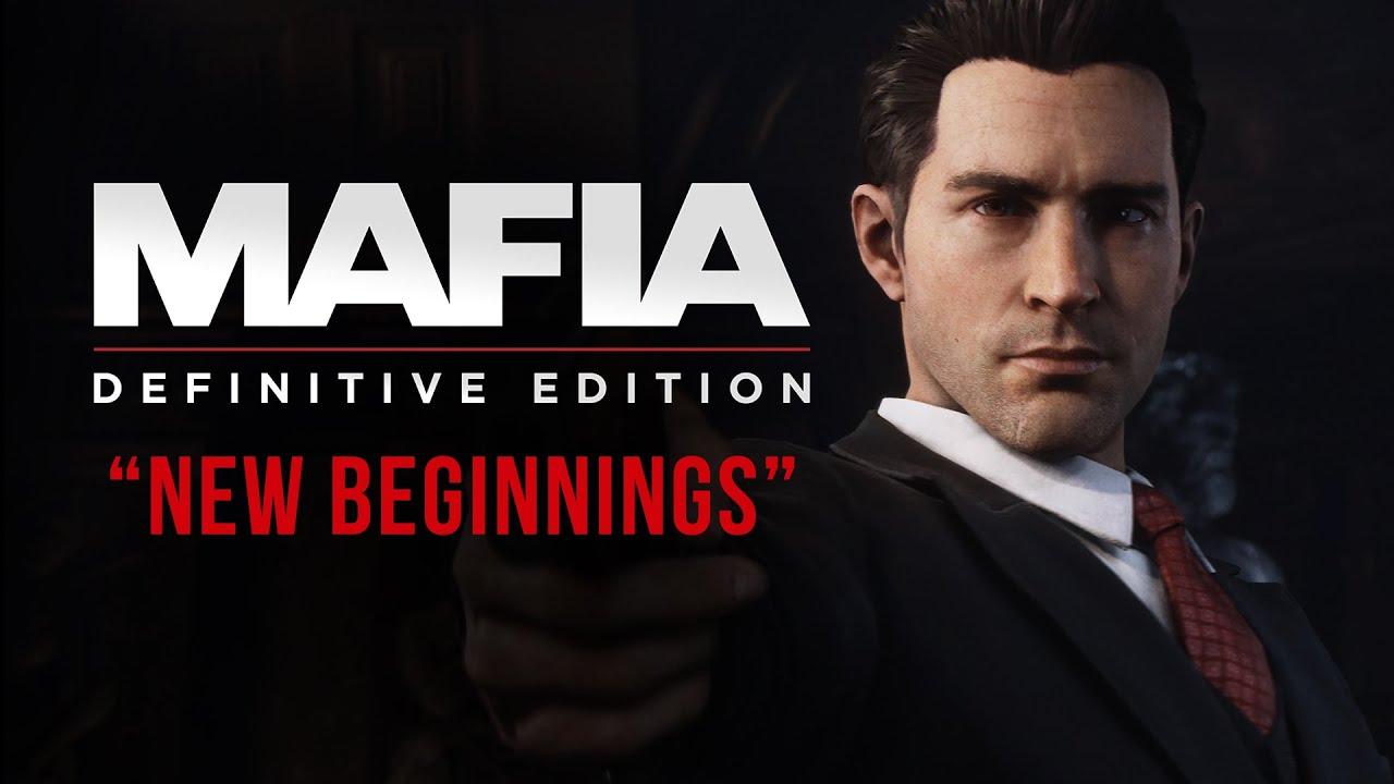 "Mafia: Definitive Edition - Official Narrative Trailer #1 - ""New Beginnings"""
