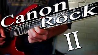 Canon Rock Lesson 2 (NEW SERIES)
