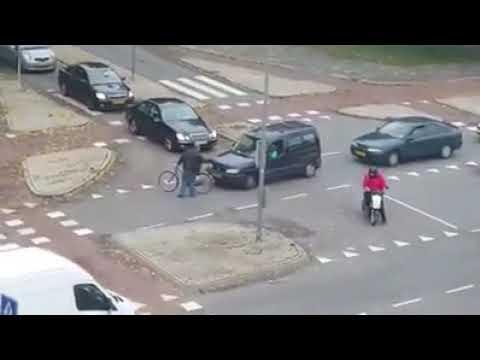 Verkeersruzie Schiedam
