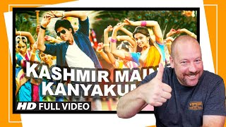 Kashmir Main Tu Kanyakumari | Chennai Express Song | Shahrukh Khan | REACTION