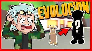I GET THE EVOLUTION OF NEON'S SURICATE! 🌌 ADOPT ME - Roblox