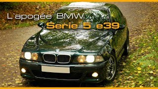 Auto bio Bmw E39 : Why I bought 5 of them...