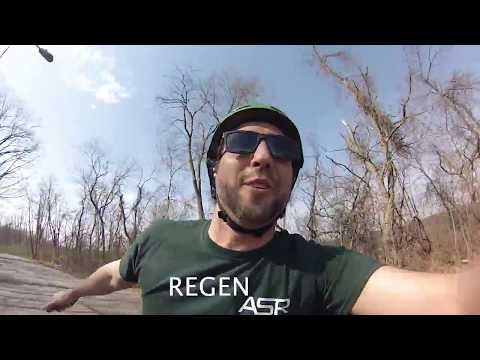 ASR: Acton Qu4tro AWD Electric SkateBoard Outdoor Review