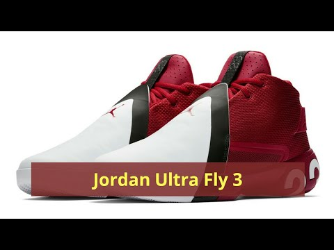 415af962453c First look at Detailed Look At The Jordan Ultra Fly 3. all about sneakers