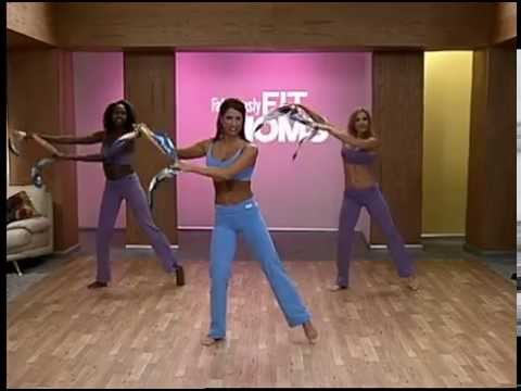 Fabulously Fit Moms with Jennifer Nicole Lee: DVD 1