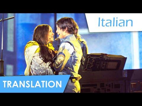 Roméo et Juliette   Aimer (Italian) Subs + Trans