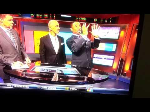 Coach Tony Dungy vs Rodney Harrison,  MUST SEE!!