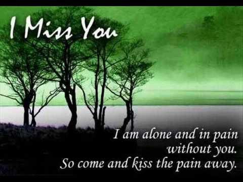 Mahal, miss na miss kita with Lyrics