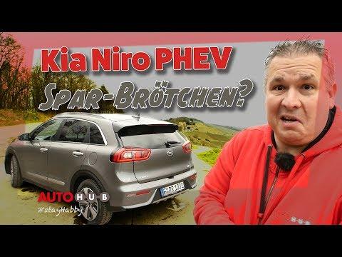 Kia Niro Plug-in Hybrid im Test mit Habby