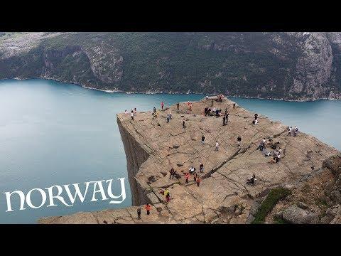 Norway Trip - Geirangerfjord, Nigardsbreen, Nærøyfjord, Preikestolen