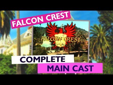 Falcon Crest  Complete Main Cast