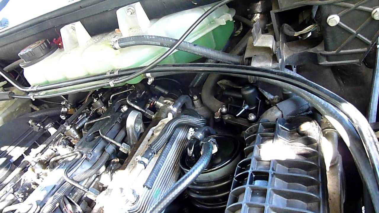 Mercedes Sprinter Heater Control Valve  Facias