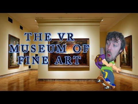 VR BOOBIES!! | The Vr Fine Art Museum