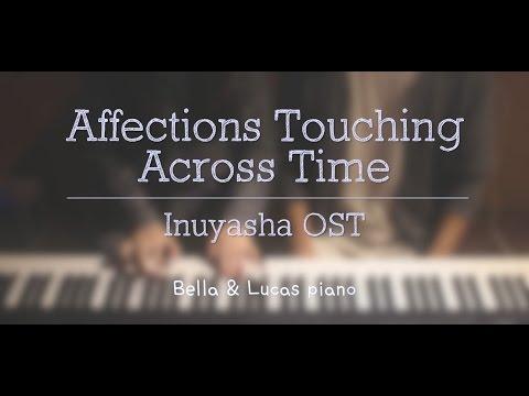 [시대를 초월한 마음 時代を越える想い] - 이누야샤 犬夜叉 OST  4hands piano cover