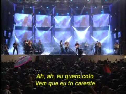 3º DVD - Banda Calypso - 05 To carente