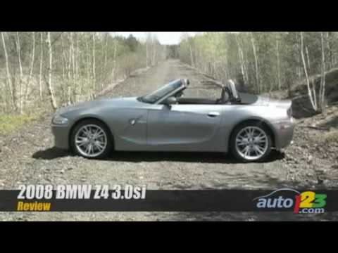 2008 bmw z4 review by youtube. Black Bedroom Furniture Sets. Home Design Ideas
