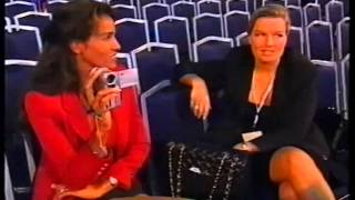 Modern talking bei world music award in Monaco 99
