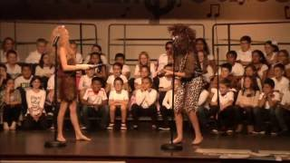 J.B. Hunt Elementary | 5th Grade Choir Program
