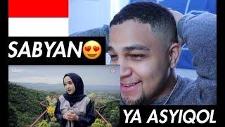 Download YA ASYIQOL BY SABYAN REACTION