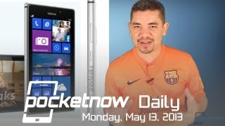 Google Play Games, Nokia Lumia 925 Leak, Google I/O May Disappoint & More - Pocketnow Daily