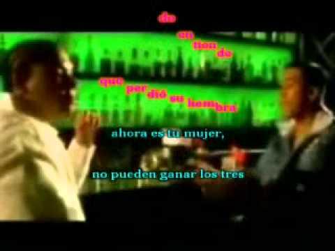 Aventura Ft. Don Omar- Ella y yo Karaoke. By Slipknotcorey666555