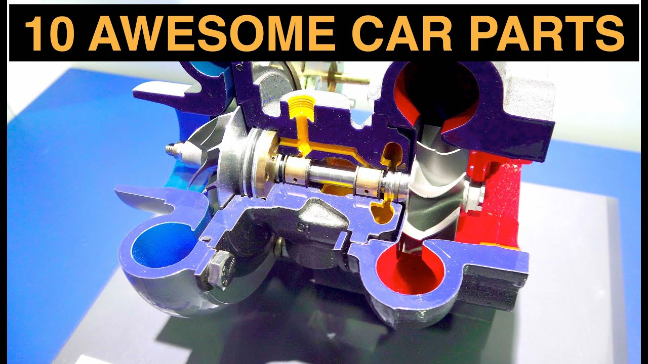 10 Awesome Car Parts From SEMA - Specialty And Performance Parts Car