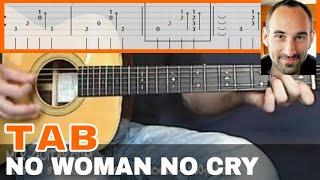 No Woman No Cry - Guitar Tab
