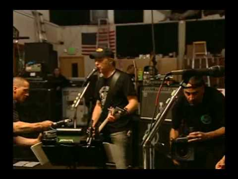 Metallica - The Unnamed Feeling from album St. Anger HQ live