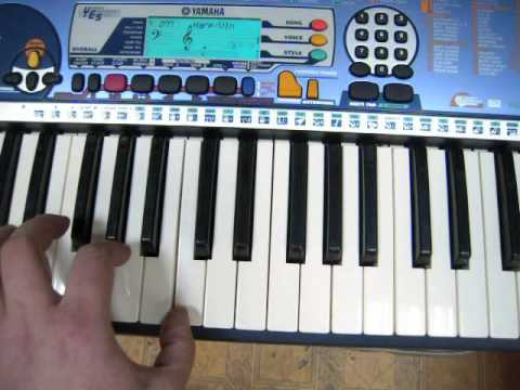 Yamaha psr 140 youtube for Yamaha credit application
