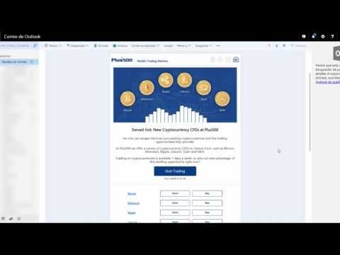 Plus500 - How To Trade Bitcoin And Crypto Currencies CFDs