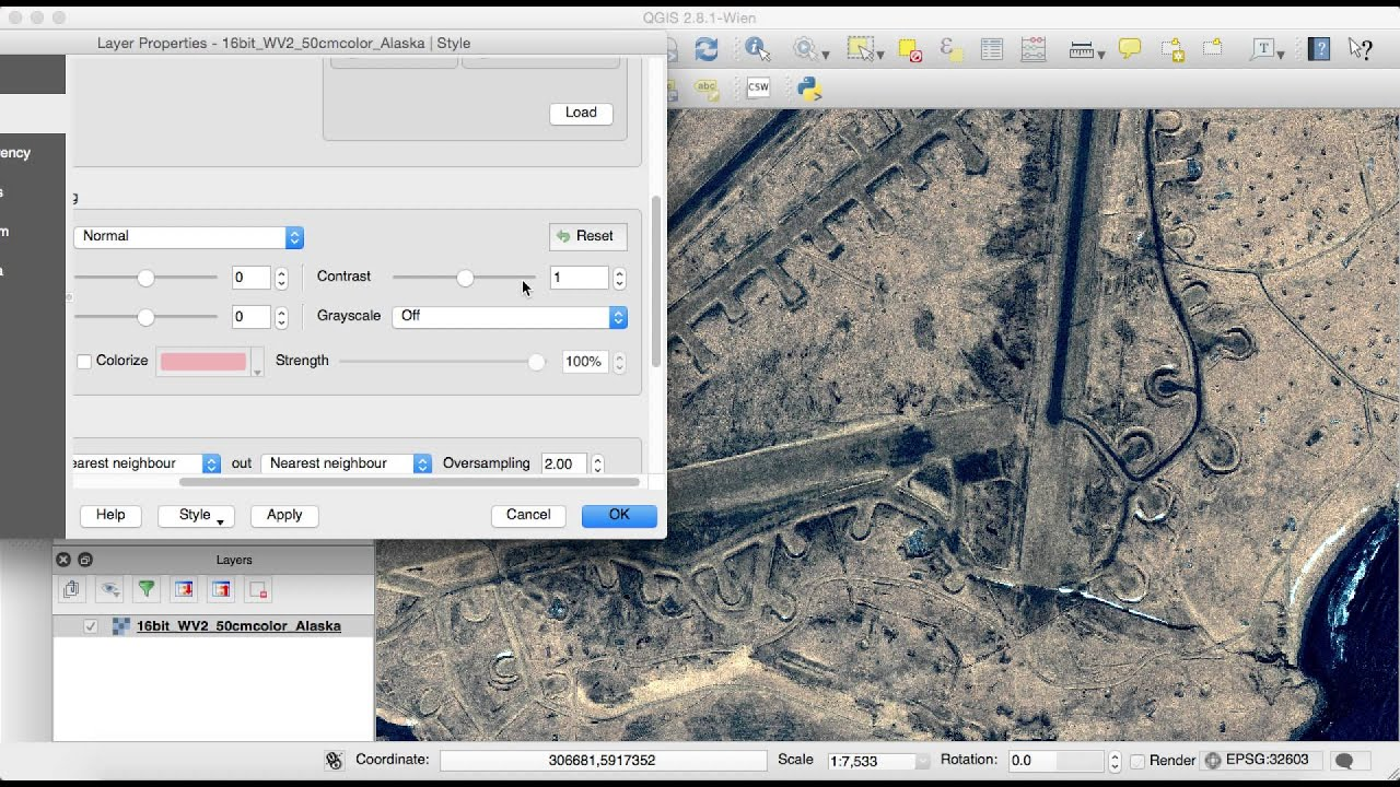 GTM - Opening Satellite and Aerial Imagery on a Mac - Apollo