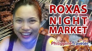 Find out what Roxas Night Market is all about!