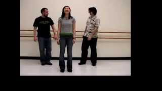 Disco Fever Dance Lesson #1: The New Yorker