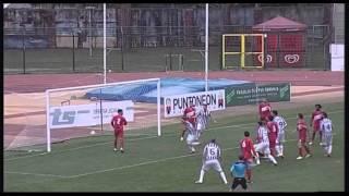Viareggio-Voluntas Spoleto 4-1 Serie D Girone E