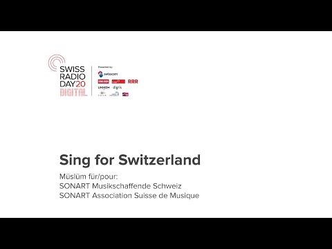 SRD20 08 Video SONART Song for Switzerland 18Aug20
