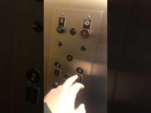 Otis Elevator At Glendale Macy's Indianapolis Last Ride Before Store Closes
