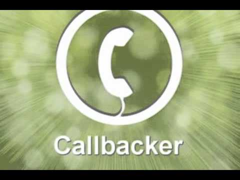 Callbacker for iPhone: Make Low-Cost, VoIP, International Phone Calls
