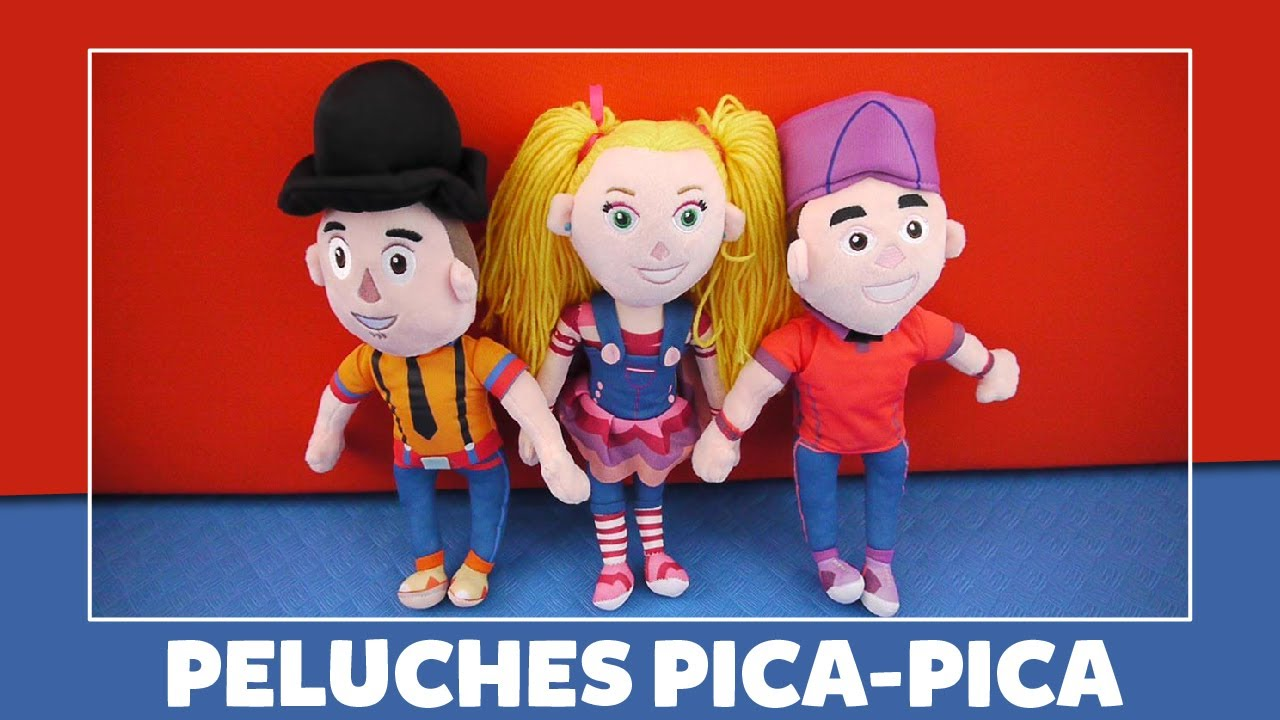 Pica Pica Peluches