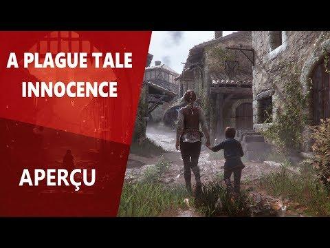 On a joué à A PLAGUE TALE : INNOCENCE, une future pépite !