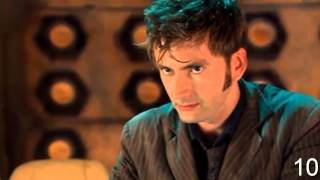 Repeat youtube video The Doctor's Themes (9,10, &11)